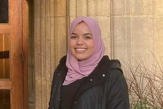 Alaa Baazaoui MCR President St John's College Oxford
