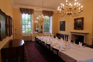 Formal Dining at St John's College Oxford