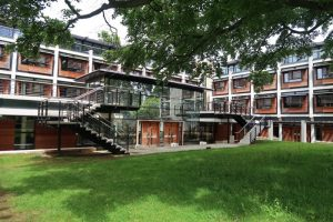 Kendrew Quad Student Accommodation St John's College Oxford