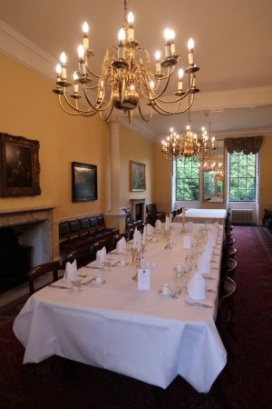 Formal Dining St John's College Oxford
