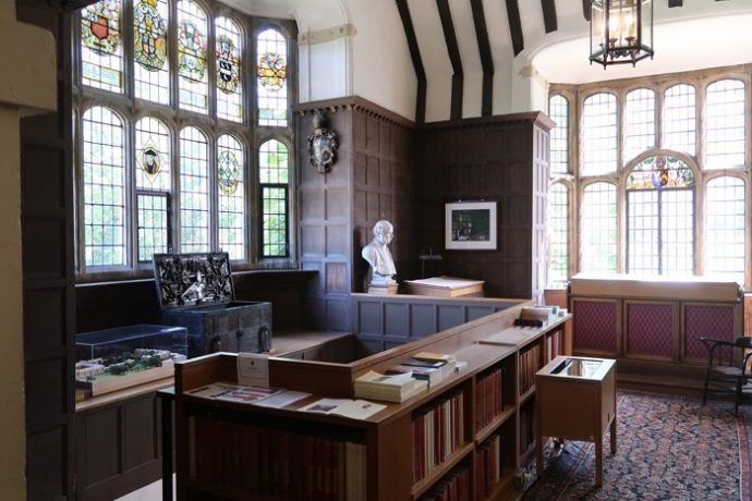 Library St John's College Oxford