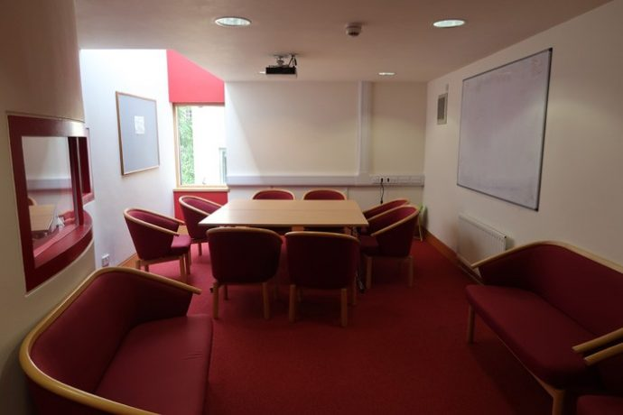 Meeting room MCR St John's College Oxford
